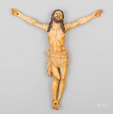 """Cristo Moribundo"" Escuela Hispano-Filipina del Siglo XVIII."