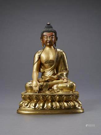 釋迦牟尼像