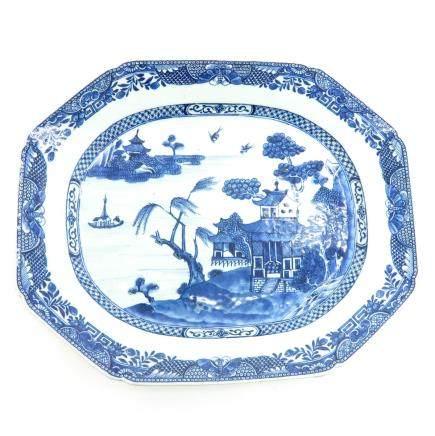 China Porcelain Meat Platter