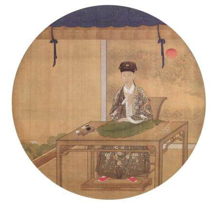 清雍正 御用壽山石牡丹紋鈕「隨安室」璽