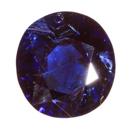 5.52 ct 緬甸產 深皇家藍藍寶石 裸石 (非加熱)