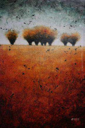 """ROBERT COOK, Title """"Sky's the Limit"""" Limited edition"""