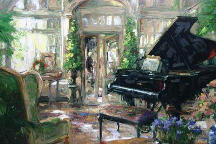 "STEPHEN SHORTRIDGE, Title ""My Quiet Place"" Limited"