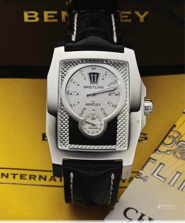 Breitling For Bentley Ref. A28362 百年灵宾利系列腕表(BREITLING for BENTLEY)型号: A28362