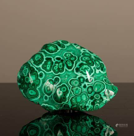 Chinese Antique Malachite Stone