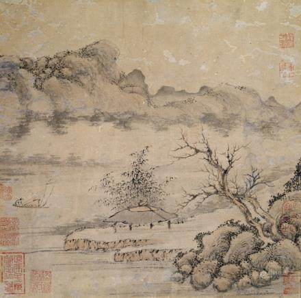 Style of Cheng Zhengkui (1606-?), China, ca