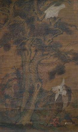 Style of Wang Fu (1362-1416), China, ca