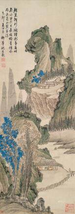Style of Shen Zhongjing (1669-1735), China, ca