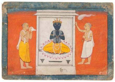 BUDDHA AVATARA CHAMPA, CIRCA 1700