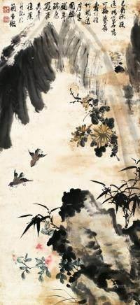 吴平、高逸鸿、李可梅、钟寿仁、陈瑞康 鸟语花香