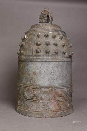 A BRONZE BELL, SHOWA PERIOD