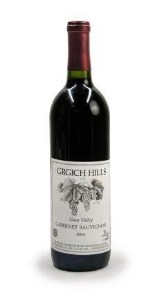 GRGICH HILLS CAB SQU 1994