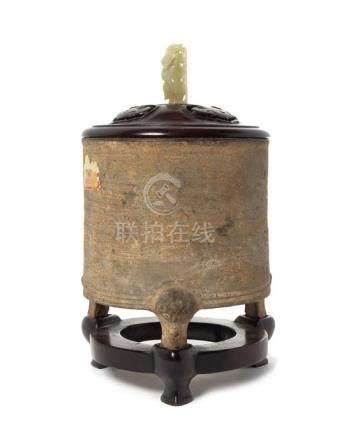 A Grey Pottery Vessel, Lian