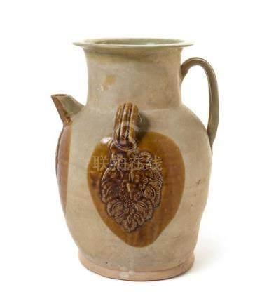 A Changsha Pottery Ewer