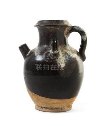 A Lushan Potter Ewer