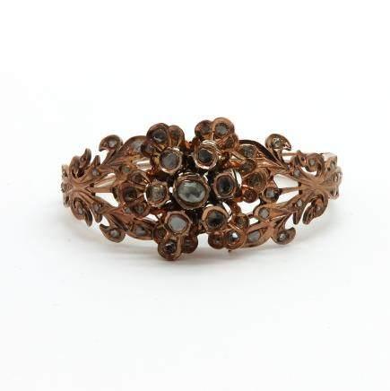 9KG Diamond Bracelet