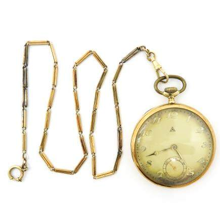 14KG Pocket Watch