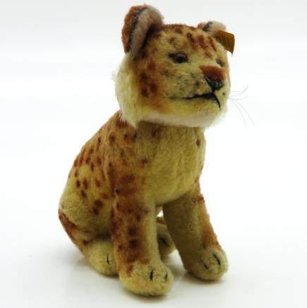 Vintage Steiff Lion