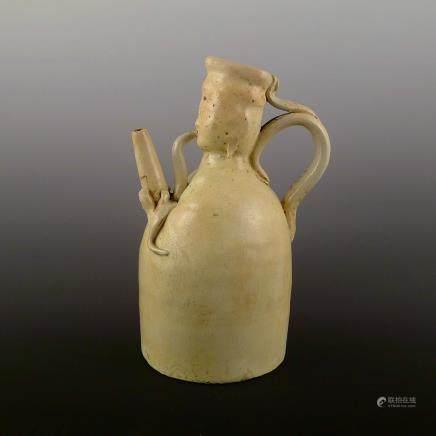Song Dynasty Hutian Kiln Character pot