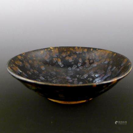 Song Dynasty Jizhou Kiln Bowl