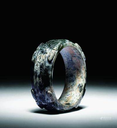 戰國 古玉環