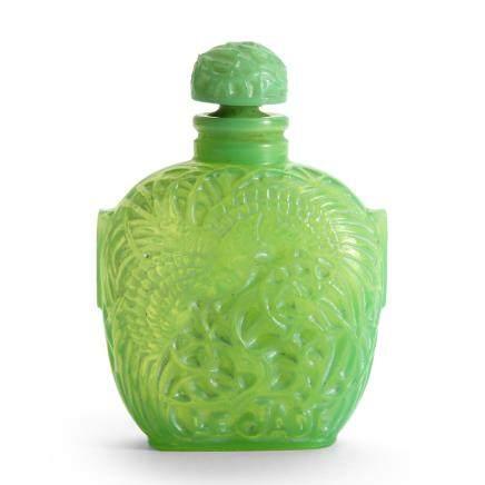 勒内・拉利克 香水瓶 「翡翠」