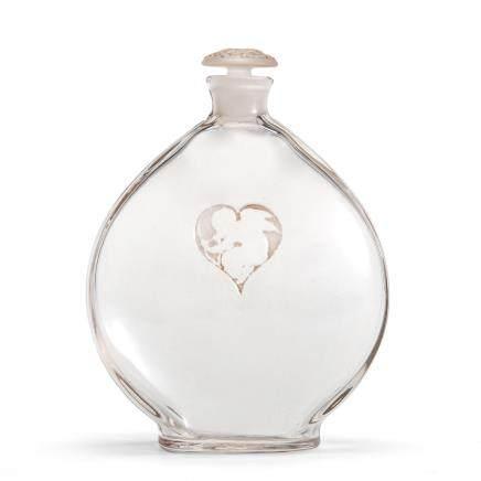 勒内・拉利克 香水瓶 「愛你在心底」