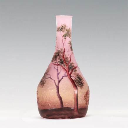 杜姆兄弟 春景紋花瓶