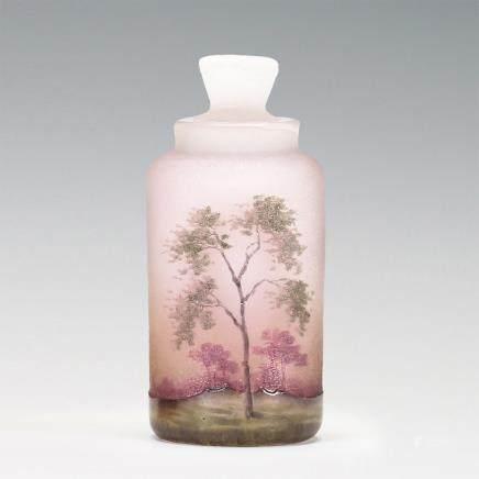 杜姆兄弟 春景紋香水瓶