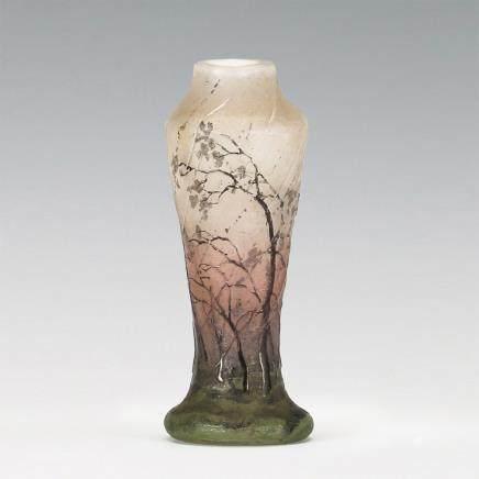 杜姆兄弟 風雨樹林紋花瓶