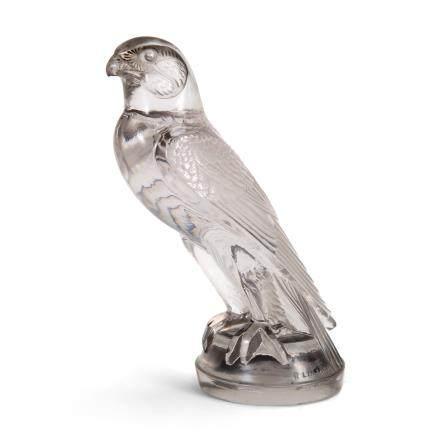 勒内・拉利克 瓶塞「獵鷹」