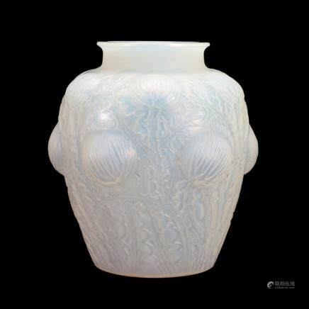 勒内・拉利克 花瓶「棟雷米」