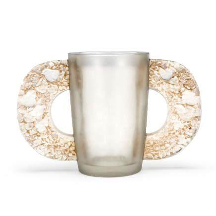 勒内・拉利克 花瓶「彼特拉克」