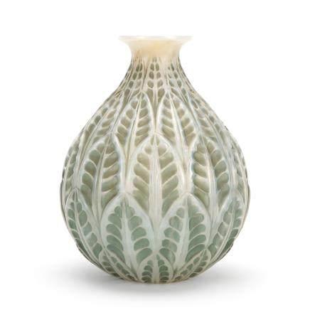 勒内・拉利克 花瓶「馬勒澤布」