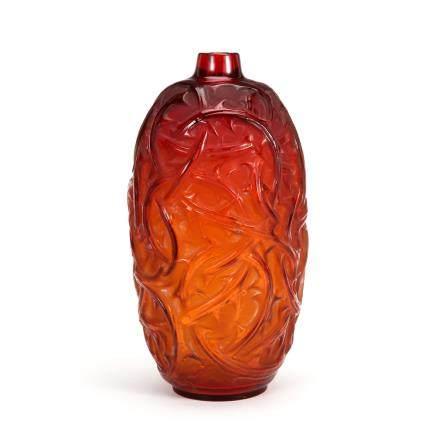 勒内・拉利克 花瓶「杜伯里」