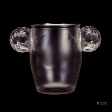 勒内・拉利克 花瓶「伊夫林」