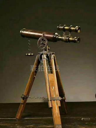 NINETEEN CENTRY BRITISH TELESCOPE
