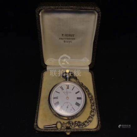 EUROPE ANTIQUE POCKET WATCH
