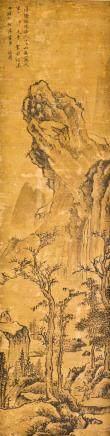 SHEN ZHOU (STYLE OF, 1427-1509), LANDSCAPE