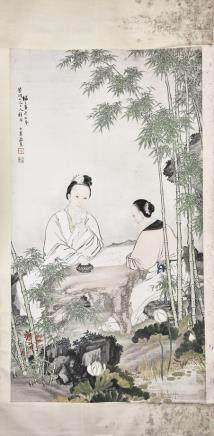 ZI QIN (QING DYNASTY), FIGURE