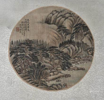 YANG JIN (ATTRIBUTED TO, 1644-1728)