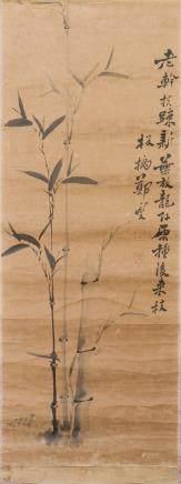 ZHENG BIAN (STYLE OF, 1693-1766), BAMBOO
