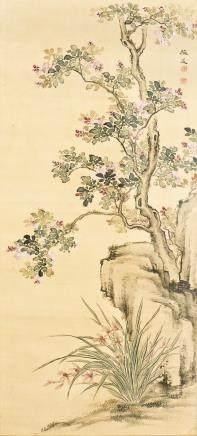 MEIYI (1783-1856), LANDSCAPE