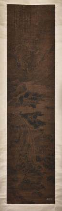 LU FENGQI (1837-1895), SEVEN MONKS PLAY WITH TIGERS