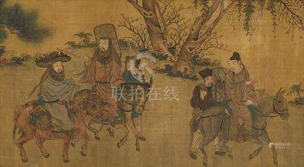 ATTRIBUTED TO QIU YING (CIRCA 1495-1552)