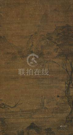 ANONYMOUS (15TH CENTURY, PREVIOUSLY ATTRIBUTED TO XIA GUI)