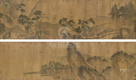 WITH SIGNATURE OF XIA GUI (14TH CENTURY)