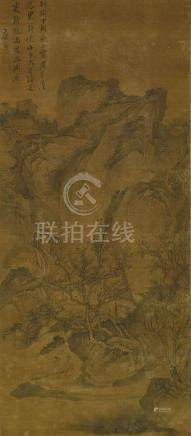WITH SIGNATURE OF TANG YIN (17TH CENTURY)