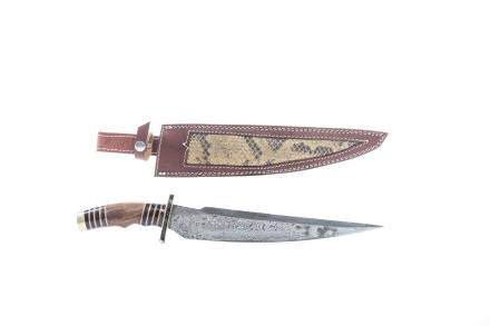 Antique/Vintage Ozair Custom Knife