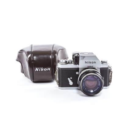 Vintage Japanese Nikon Camera